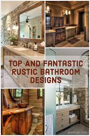 15+ Top And Fantastic Rustic Bathroom Designs That Will Make Feeling ... 40 Rustic Bathroom Designs Home Decor Ideas Small Rustic Bathroom Ideas Lisaasmithcom Sink Creative Decoration Nice Country Natural For Best View Decorating Archives Digs Hgtv Bathrooms With Remodeling 17 Space Remodel Bfblkways 31 Design And For 2019 Small Bathrooms With 50 Stunning Farmhouse 9