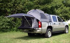 Chevy Avalanche Tent - Our Spare Room For The Family Camping Trip ...