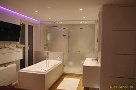 ganzglasdusche in einem luxus bad glas scholl