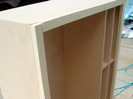 Diy Wood Cabinet Plans by How To Build A Wall Cabinet How Tos Diy