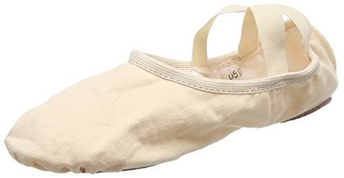 so Danca Sd16 Light Pink Split Sole Canvas Ballet Shoe