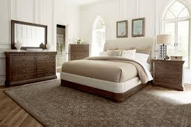 St Germain Upholstered Sleigh Bedroom Set from ART