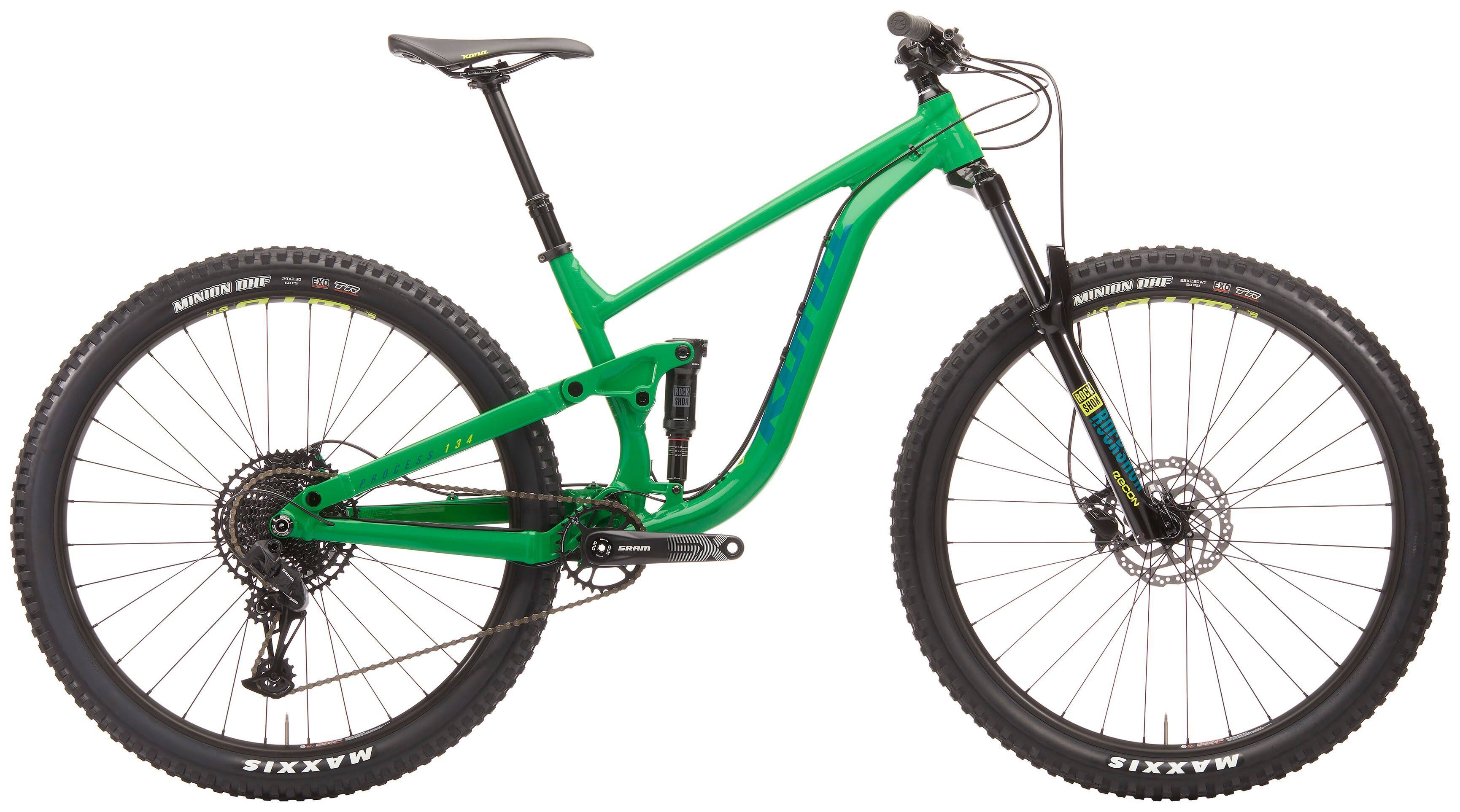 "Kona Process 134 Al 29"" Green"