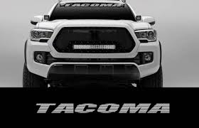 Product: Tacoma 36 Front Windshield Banner Decal Toyota Truck Off ... Preowned 2015 Toyota Tacoma 4x4 Double Cab Trd Offroad Crew 2019 New Dbl Cb 4wd V6 Sr At At Fayetteville Hilux Comes To Ussort Of Truck Trend Shop By Vehicle 0515 4x4 And Prerunner 6 Lug 44toyota Trucks For Sale Near Gig Harbor Puyallup Car Tundra Sr5 Crewmax In Riverside 500208 1995 T100 Pickup Friday Pristine 1983 Survivor Headed 2018 Mecum 2016 Platinum Longterm Update The Commute