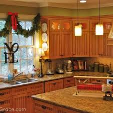 Primitive Kitchen Countertop Ideas by Kitchen Countertop Ideas Decor Picture Pictures Photo Dark Green