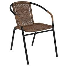 Medium Brown Rattan Indoor-Outdoor Restaurant Stack Chair Gdf Studio Dorside Outdoor Wicker Armless Stack Chairs With Alinum Frame Dover Armed Stacking With Set Of 4 Palm Harbor Stackable White All Weather Patio Chair Bay Island Noble House Multibrown Ding 2pack Plowhearth Bistro Two 30 Arm Brown 51 Bfm Seating Ms11cbbbl Gray Rattan Inoutdoor Restaurant Of Red By Crosley Fniture