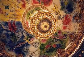 marc chagall watereli