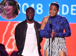 Kevin Hart Tiffany Haddish Camila Cabello 2018 MTV Video Music Awards