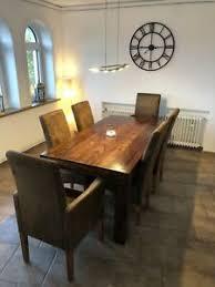 esszimmer tischgruppe tisch möbel gebraucht kaufen ebay