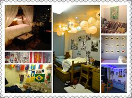 Newly Admitted Students How To Decorate Your Future Dorm Room