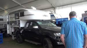 100 Pickup Truck Camper Mono 8 Pick Up Truck Camper On Ford Ranger Tour YouTube