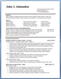 Medical Billing And Coding Resume Coder Certification