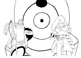 Naruto Shippuden Coloriage Nitawebcom