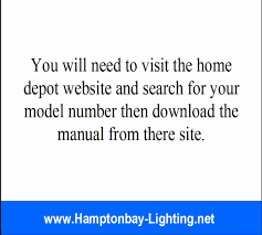 Hampton Bay Southwind Ceiling Fan Manual by Hampton Bay Ceiling Fans Reverse Switch Youtube