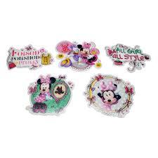 Bathtub Non Slip Decals by Amazon Com Tub Treads Non Slip Safety Stickers Minnie Mouse 1