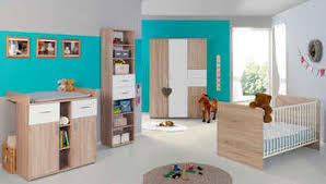 bmg babyzimmer komplettset maxim set 4 tlg bett wickelkommode 4 trg schrank standregal