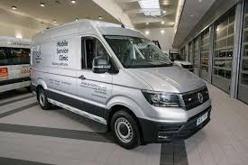 VW Crafter Conversion Potential