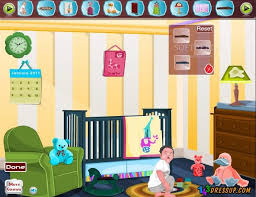Fabulous Baby Bedroom Decoration Games 37 In Home Ideas With