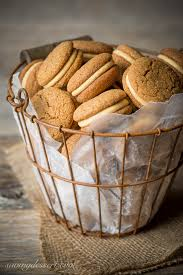 Best Pumpkin Pie With Molasses by Soft Ginger Molasses Cookies With Pumpkin Butter Buttercream