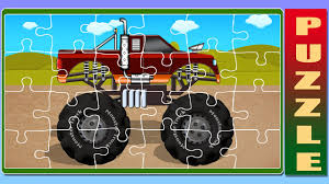Puzzle Monster Truck   Puzzle Videos For Kids - YouTube Monster Truck Kids Videos Kids Games For Children Bus For Children School Car Monster Trucks Page 3 Youtube Jam Sacramento Hlights Triple Threat Series West Toy Pals Tv Games Videos Gameplay Video Vacuum Grave Digger Play Doh Stop Motion Claymation Learn Colors With Buses Color Mcqueen In Spiderman Cars Cartoon Babies Compilation Kids Videos Baby Video Monster Jam Triple Threat Series Haul Part 1 Demolisher Full Walkthrough
