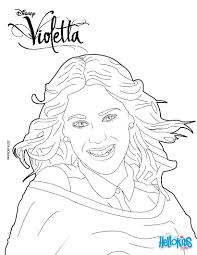 Violetta Coloring Pages Printable 20171017231930