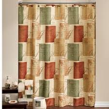 Boscovs Blackout Curtains by Tranquility Shower Curtain Boscov U0027s