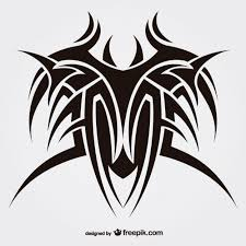 Tribal Art Tattoo Vector Free