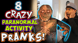 Cyanide And Happiness Halloween by 8 How To Crazy Paranormal Activity Pranks Youtube