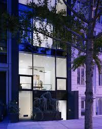 100 William Georgis Architect East 72 Street Townhouse By T Bidernet