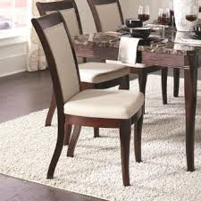 Coaster Cornett Dark Brown Dining Chair Available Online In Dallas Fort Worth Texas