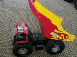 MIGHTY BLAZE TONKA DUMP TRUCK,EXTRA LRG METAL/PLASTIC W/RED FLAMES ... Tonka Truck In Rugby Warwickshire Gumtree Classics Steel Stake Truck Model 90601 Northern Tool Power Movers Dump Walmart Canada Amazoncom Mod Machine Motorized Semi Toys Games Ford Tonka Dump F750 Jacksonville Swansboro Ncsandersfordcom Classic Mighty Gifts For Kids Pinterest Tin Plate Tipper L34cm Railways Six Little Hearts Tinys Review And A 70th Anniversary Vintage Metal Red Yellow Cement Kustom Trucks Make Chuck The Talking With Lights Sounds Youtube