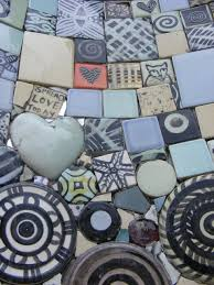 how to mosaic and make beautiful objects for home and garden