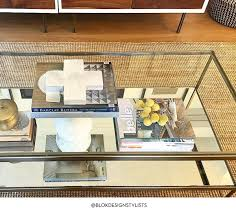 leona coffee table pottery barn au furniture pinterest