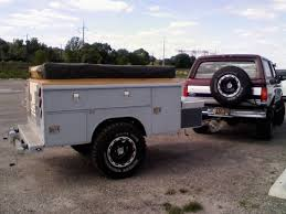 pickup truck bed trailer pics of truck bed trailers pirate4x4 4x4