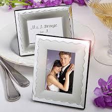 mini cadre photo argenté chevalet porte nom porte nom mariage