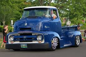 ◇1956 Ford C500 Cab Over Engine◇ | Hot Rod Trucks | Pinterest ...