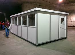 Customize a Prefab Guard Shack Shelter Booth — Up to 8 x 20 & r
