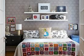 Manhattan Upper West Side Vogue Brasil Eclectic Bedroom