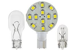 921 led bulb 2 watt 20 watt equivalent miniature wedge led