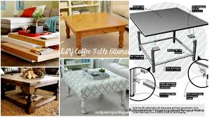coffee tables dazzling diy coffee table end tables u201a made coffee