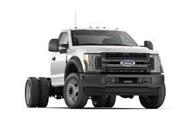 100 F550 Truck 2019 Ford Super Duty Chassis Cab XL Model Highlights