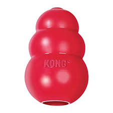 Kong Chew Resistant Dog Bed by Amazon Com Kong Classic Large Pet Chew Toys Pet Supplies