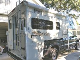 2005 Lance 1030 Truck Camper,12'Sleeps 4,2 Awings,1 A/C,Kitchen ...