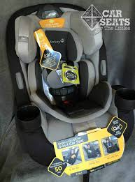 Safety 1st Grow And Go EX Air Review - Car Seats For The Littles