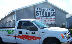U-Haul: About: Armored Safe Storage IN Bay City Michigan Adds U-Haul ... A Uhaul Rental Pickup In Ldon Ontario Canada Stock Photo Trucks And Cargo Vans Rent For Just 1995 A Day Vintage Nylint Uhaul Ford Pickup Truck Closed Trailer U Haul Pickup Photos Images Alamy 5x8 Utility Trailer Rental Oneofakind Replica Truck My Storymy Story Should You Rent Fun An Invesgation Are Great Solution Small Moves They Can Antique Toy Ford Highly Collecti Flickr Cargo Van Queen Size Bed Can Fit Uhaul Cool Storage Helps Broaden Base On Marco Island About Port Jefferson Station Gets New Location At