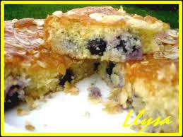 dessert aux raisins frais gâteau aux raisins les saveurs de llysa