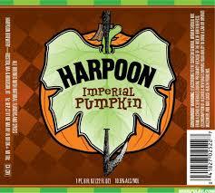 Imperial Pumpkin Ale by Harpoon Imperial Pumpkin Ale Beerpulse