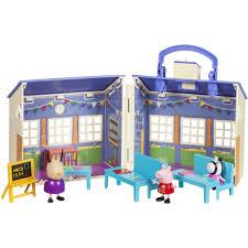 Princess Kitchen Play Set Walmart by Peppa Pig Peppa U0027s Playset Walmart Com