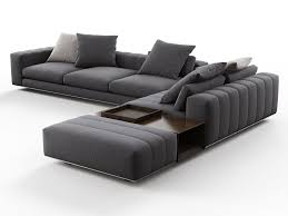 100 Sofa N More Freeman Corner System 3D Model