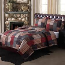 buy twin bedding brown and blue from bed bath beyond